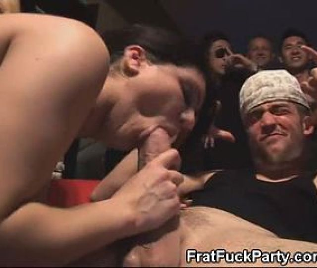 Free College Girl Titty Fucked And Sucking Dick At Frat Party Porn Video Slutload Mobile