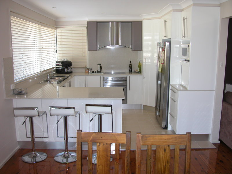 Small U Shaped Kitchen Designs Australia Novocom Top