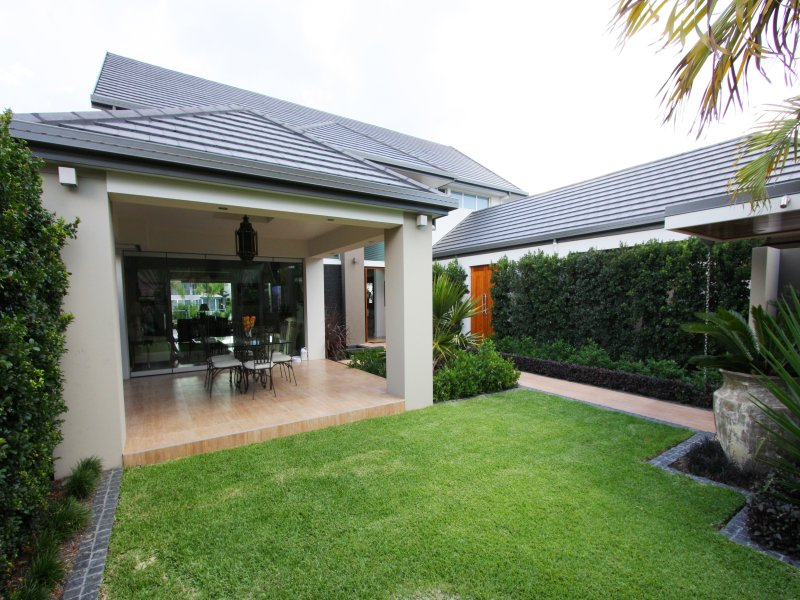 Outdoor living design with pergola from a real Australian ... on Aust Outdoor Living  id=25199