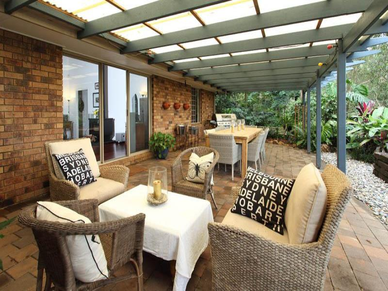 Outdoor living design with pergola from a real Australian ... on Aust Outdoor Living  id=57953