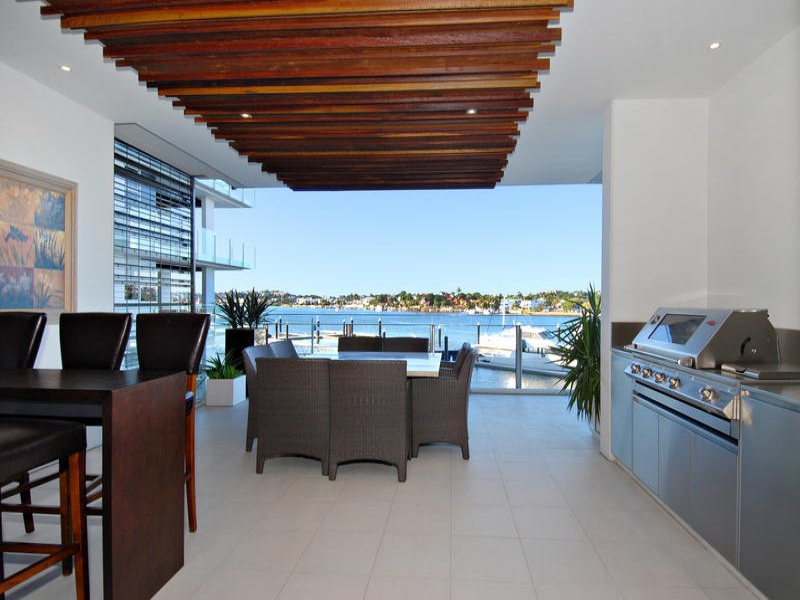 Outdoor living design with bbq area from a real Australian ... on Aust Outdoor Living  id=54788