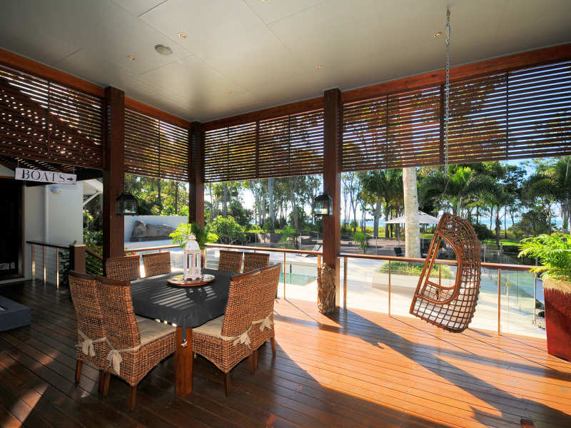 Outdoor living design with deck from a real Australian ... on Aust Outdoor Living  id=64689