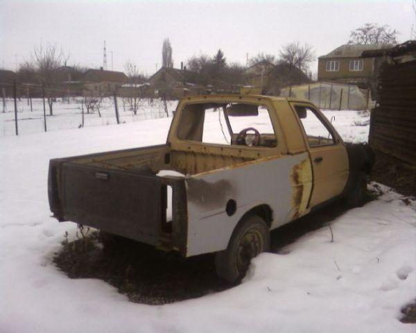 Авто продажа ЗАЗ Таврия Пикап 1995 года выпуска в Одесса
