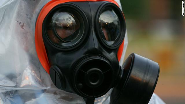 El gas nervioso: ¿Cómo se dañan a las personas?