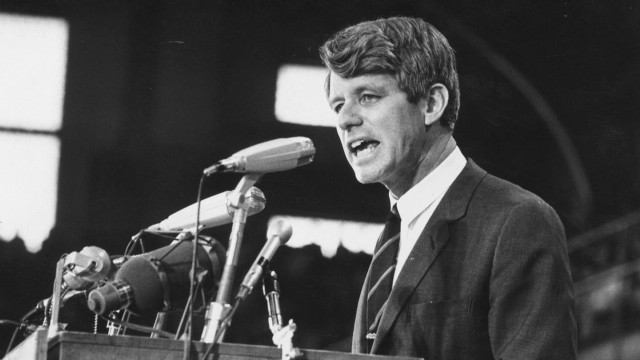 Image result for Robert Kennedy Assassination
