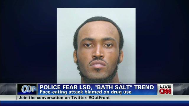 Bath Salt Zombie Victim