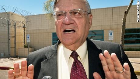 Controversial Arizona sheriff Joe Arpaio loses