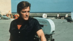 Roger Moore ensured James Bond's cinematic survival
