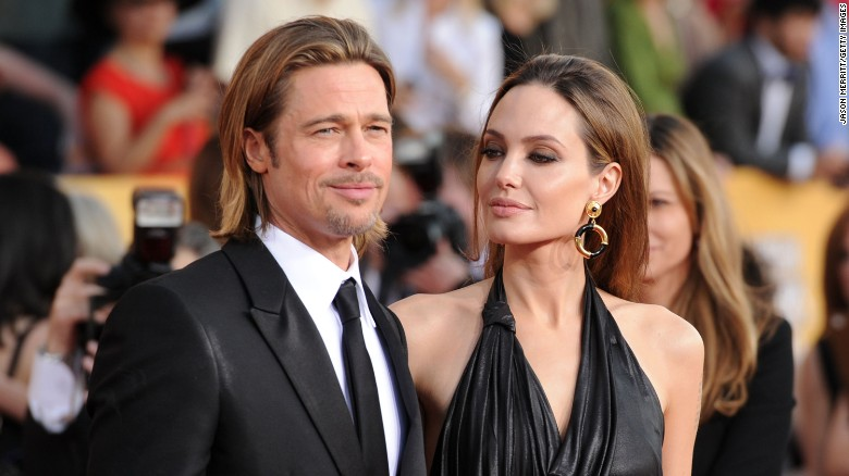 Image result for Angelina Jolie opens up about family after split with Brad Pitt