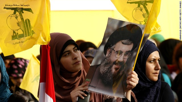 Image result for Hezbollah, photos