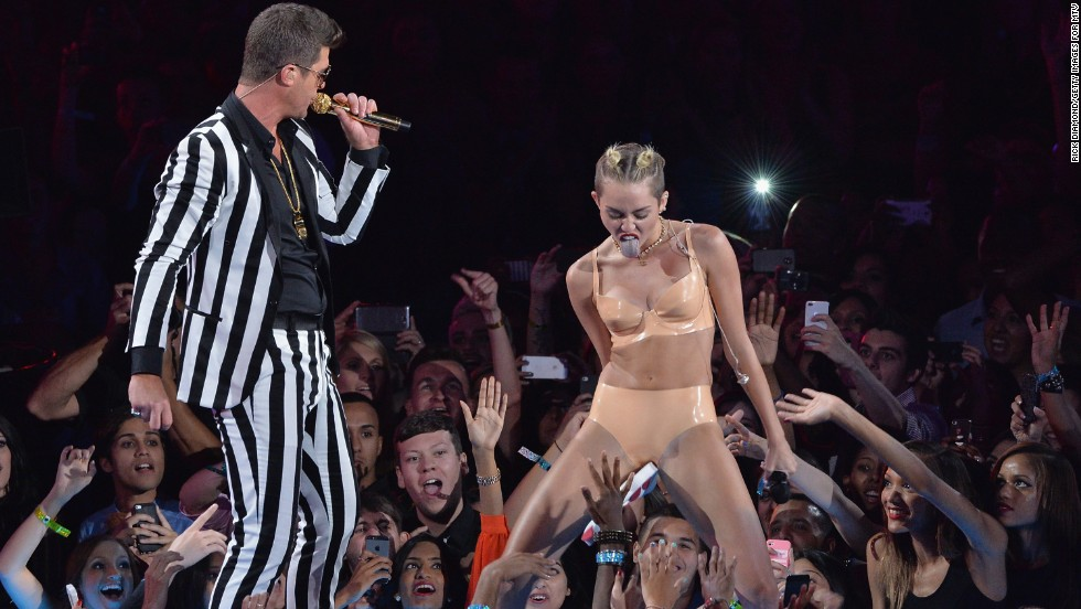Image result for miley cyrus vmas
