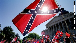 What does the Confederacy mean in modern America?