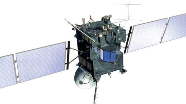 Rosetta landing Cometchasing probe touches down CNN