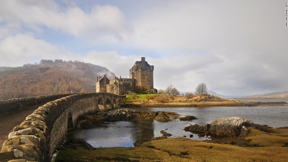 Resultado de imagem para scotland lake district castle