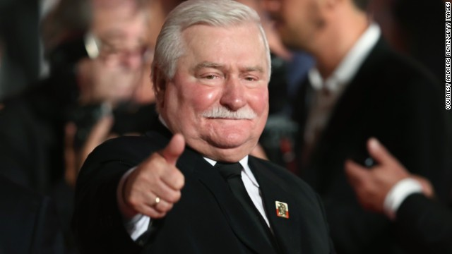 Image result for Lech Walesa, photos