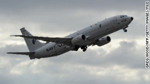 Russian jet flies within 20 feet of US Navy plane