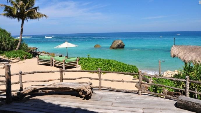 as praias mais bonitas do mundo Nihiwatu Beach