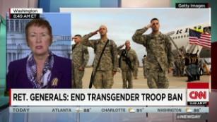 On transgender ban, Trump, listen to your generals
