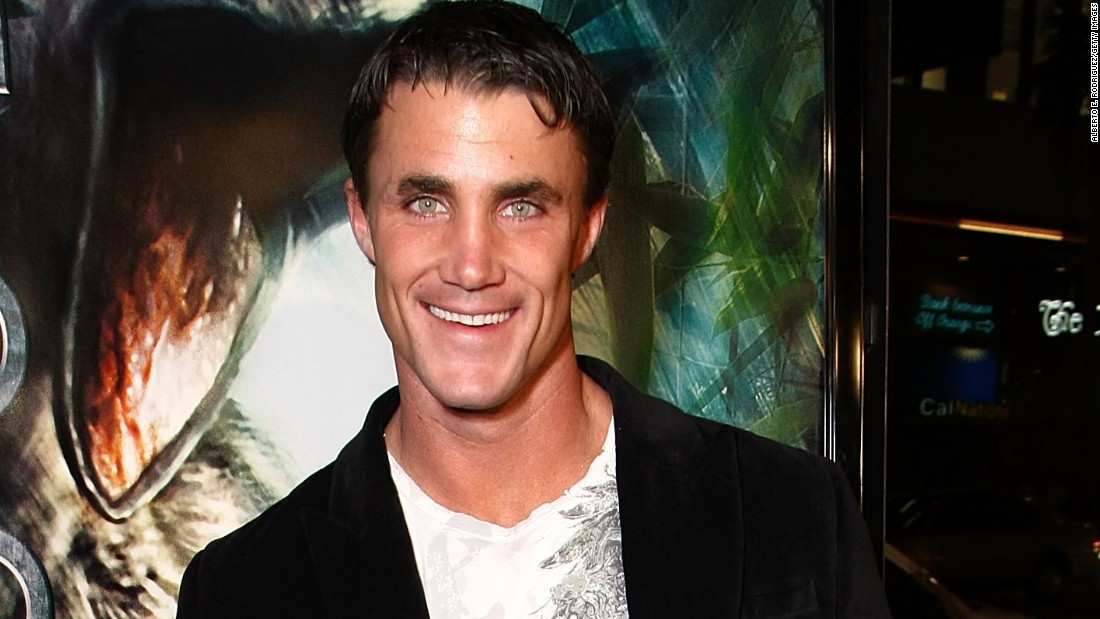HOLLYWOOD - MARCH 05: Actor Greg Plitt arrives at the premiere of Warner Bros. Pictures' '10,000 B.C.' held at Mann's Chinese theater on March 5, 2008 in Hollywood, California. (Photo by Alberto E. Rodriguez/Getty Images)