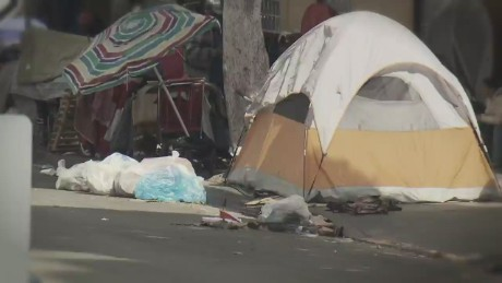 Downtown Los Angeles, home to America's skid row - CNN.com