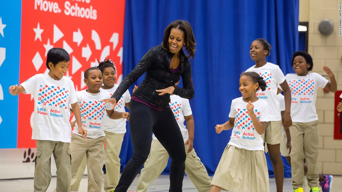 Image result for michelle obama official