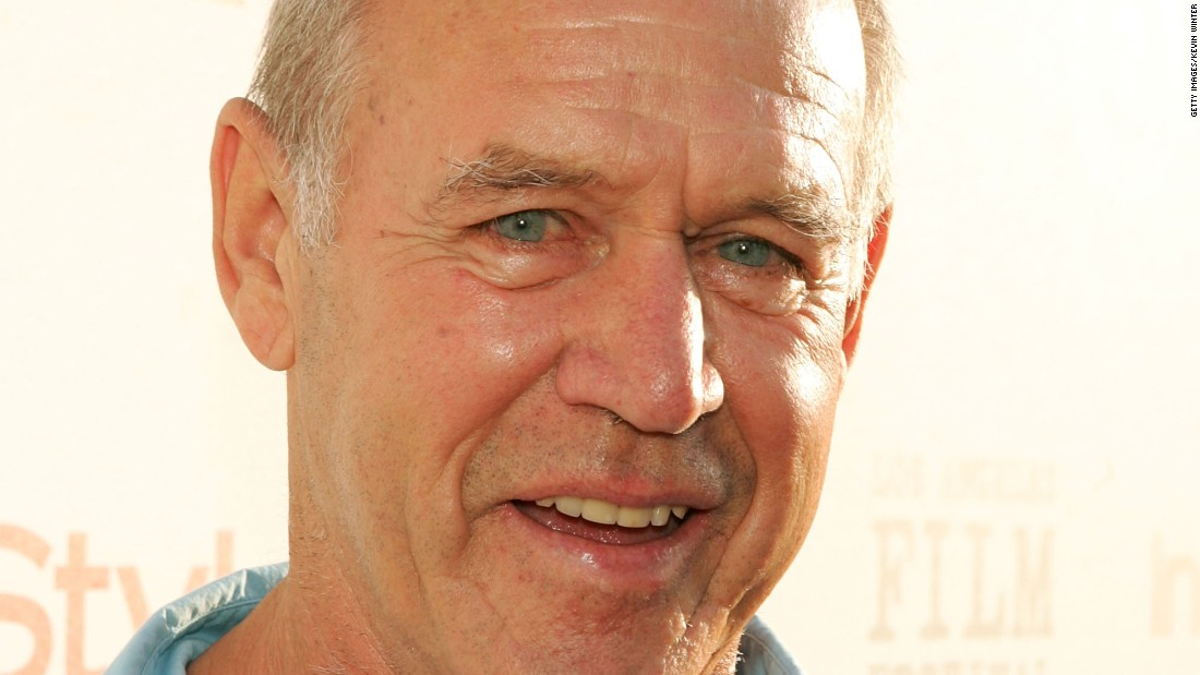 Geoffrey Lewis was a familiar face in dozens of TV shows and movies.