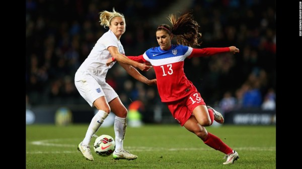 Meet the U.S. women's soccer team