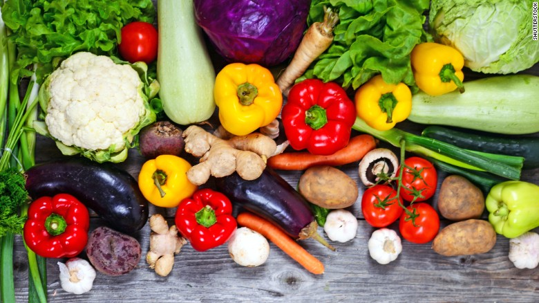 Fruits and vegetables are some of the best sources of vitamins A, C and E, particularly useful in building immunity.