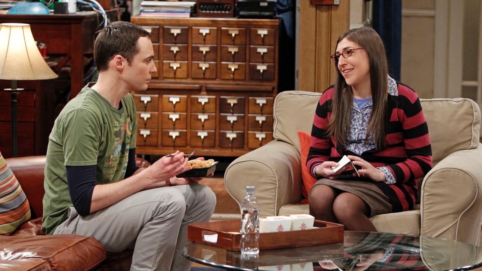 Big Bang Theory Plots Milestone For Sheldon And Amy