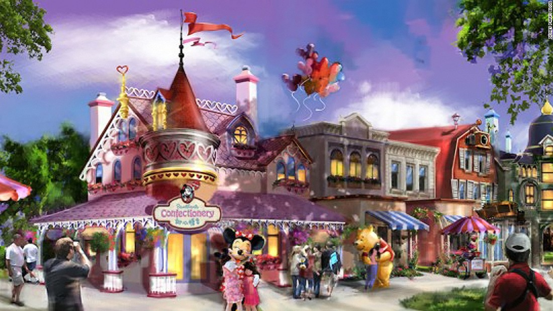 Image result for picture of disneyland
