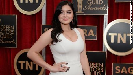 Actress shuts down body-shamers