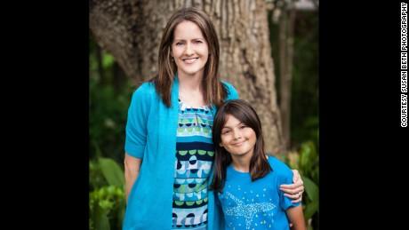 Sharon Choksi, co-founder of Girls Will Be, and her daughter, Maya.