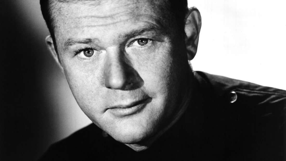 "Martin Milner, co-star of the hit 1970's TV show ""Adam 12,"" in a promotional shot from the third season opener in 1970 in Los Angeles, California."