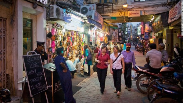 Khan Market: India's most expensive shopping district - CNN