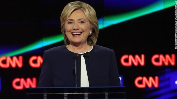 Democratic debate 2015: Hillary Clinton's big night ...