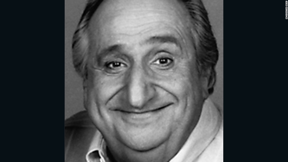 Actor Al Molinaro, a Kenosha, Wis. native, is shown in an undated photo.