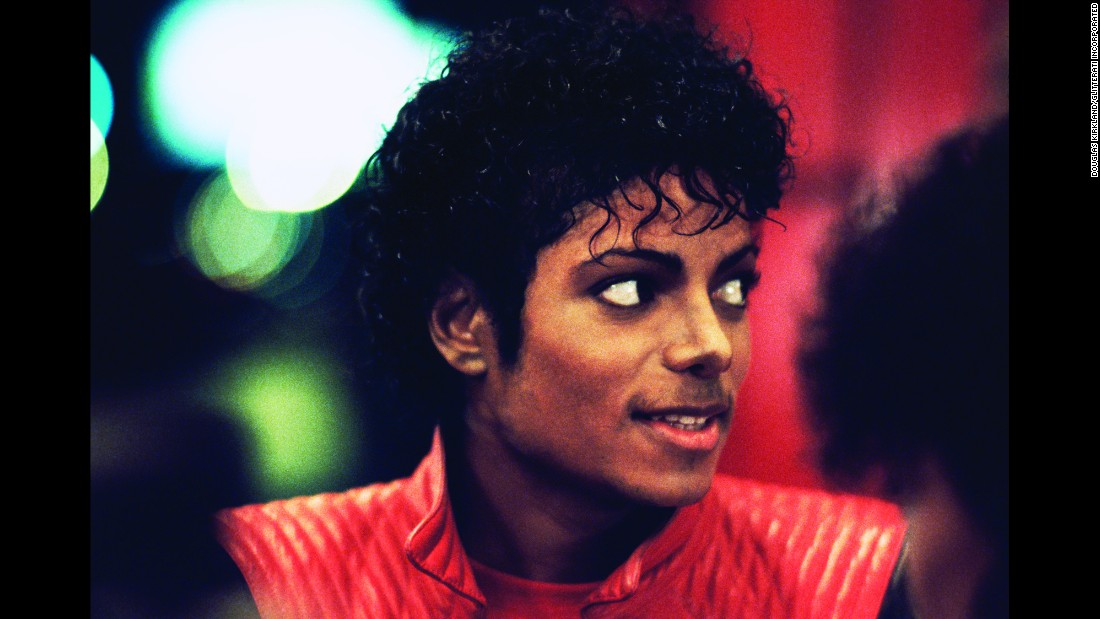 Image result for michael jackson thriller