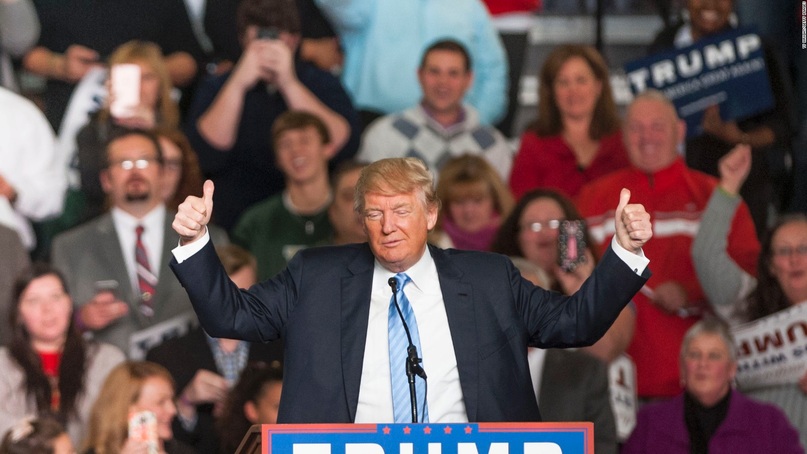 Resultado de imagen de Donald Trump