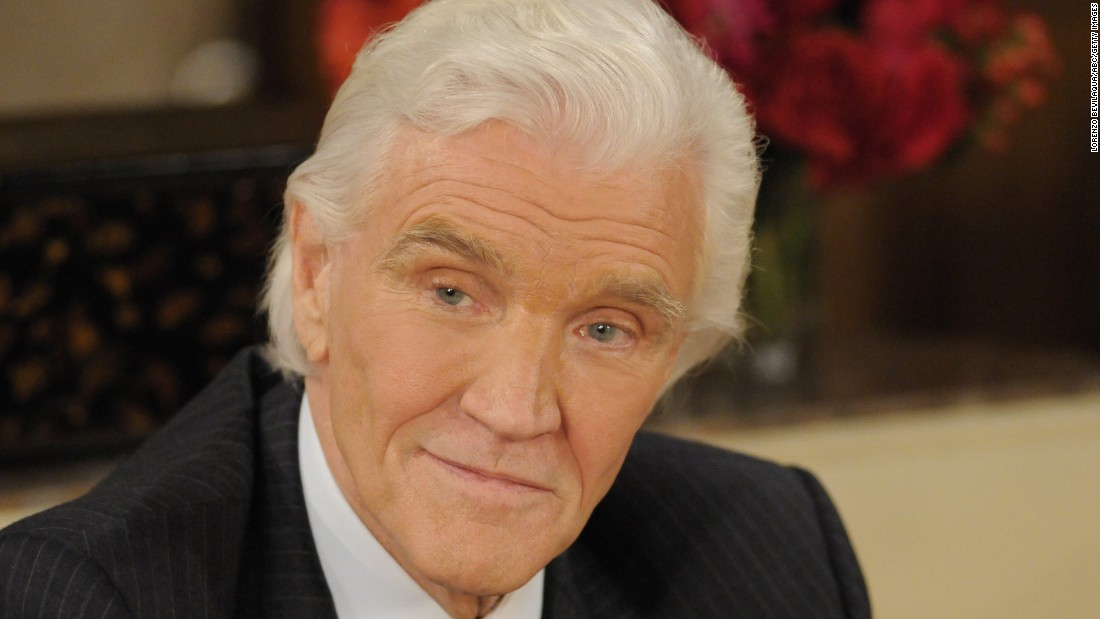 "ALL MY CHILDREN - David Canary (Adam) in a scene that airs the week of January, 4, 2010 on ABC Daytime's ""All My Children"". ""All My Children"" airs Monday-Friday (1:00 p.m. -  2:00 p.m., ET) on the ABC Television Network. AMC09 (Photo by Lorenzo Bevilaqua/ABC via Getty Images) DAVID CANARY"