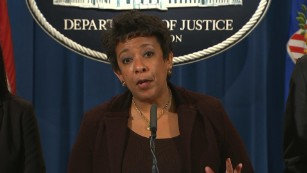 DOJ unveils police reforms in Baltimore