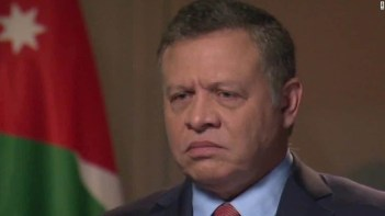 Image result for King Abdullah of jordan