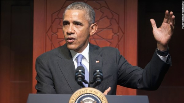 Obama at National Prayer Breakfast: 'Faith is the great ...