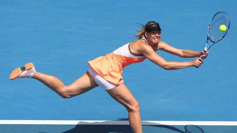 Image result for Sharapova