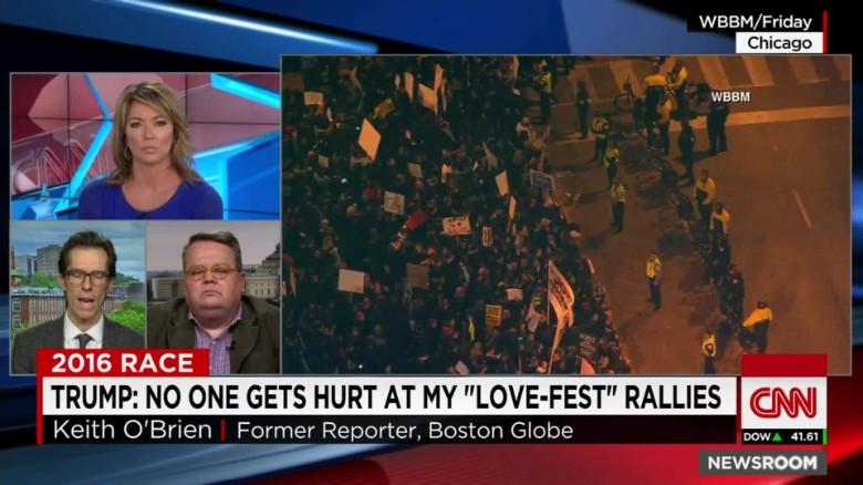 Image result for trump love fest