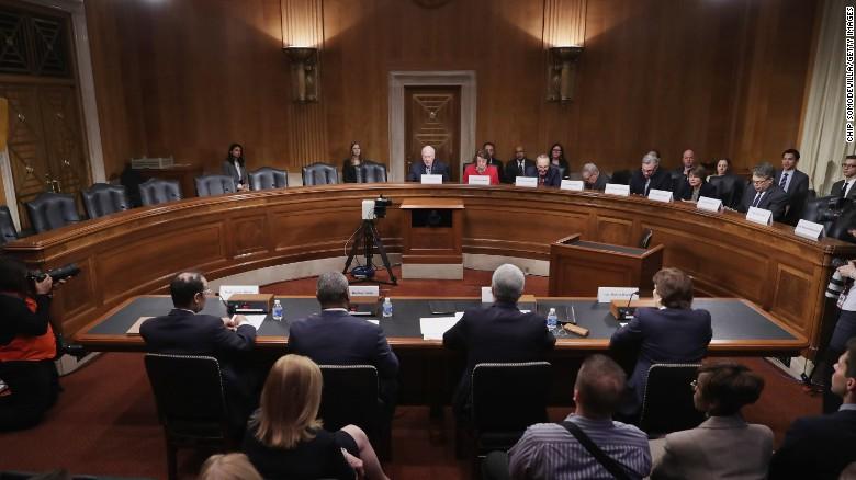 Image result for Senate prepares for nuclear showdown