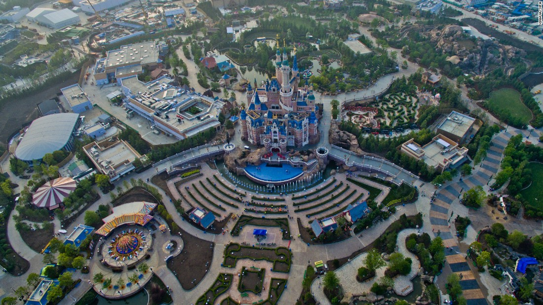Image result for disney shanghai