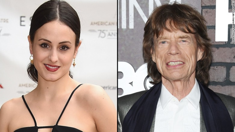 Mick Jagger and girlfriend Melanie Hamrick welcomed a son in New York City on December 8. The rocker is already the father of seven from previous relationships and is also a great grandfather.