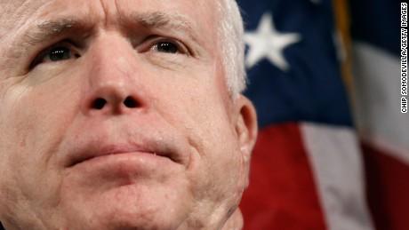 John McCain Fast Facts