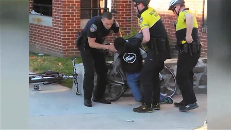 Image result for DOJ will not prosecute officers in Freddie Gray case