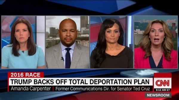 Pierson discusses Trump's Immigration stance - CNN Video